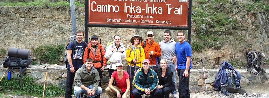 Camino Inca a Machu Picchu 4 dias