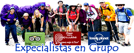 Especialista en Grupo Machu Picchu