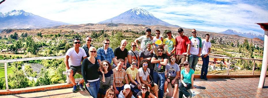 Volcan Misti Expedicion 2 dias