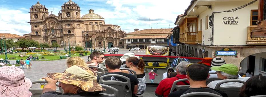 Cusco Ciudad Paseos 4 hrs