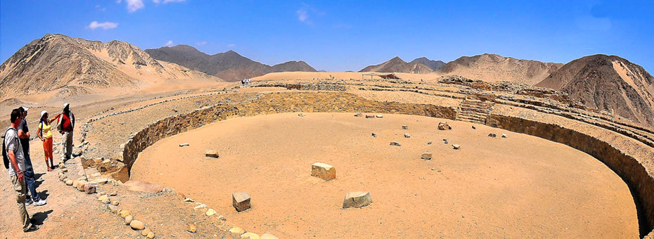 Lima Caral Tours