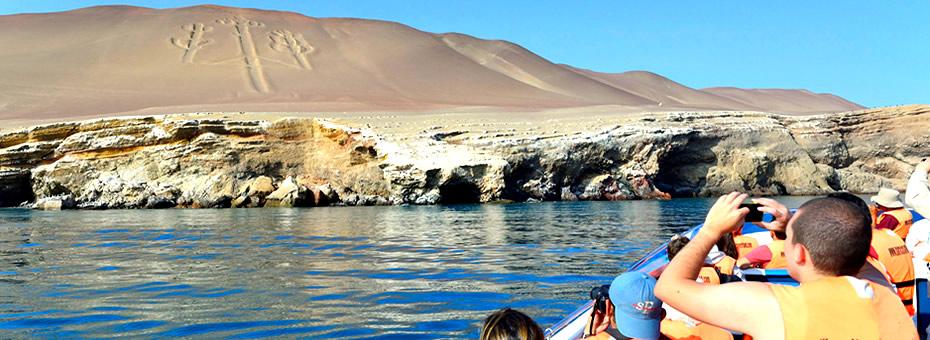 Lineas de Nazca & Ballestas Tours 2 dias