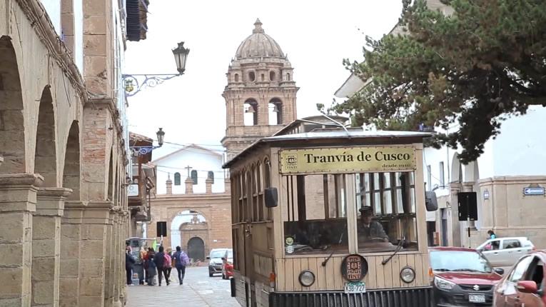 Transporte Cusco