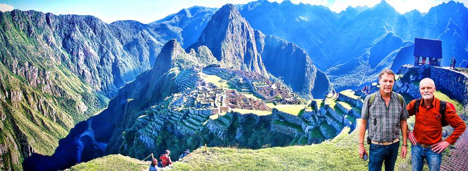 Machu Picchu Viajes 02 Dias