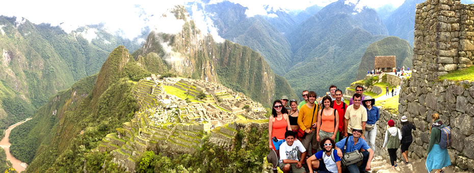 Machu Picchu 5 dias