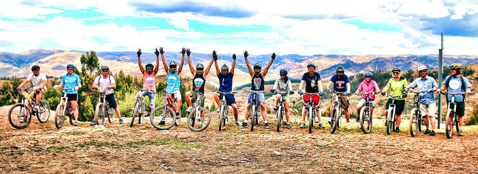 Ciclismo de Montaña 1 dia