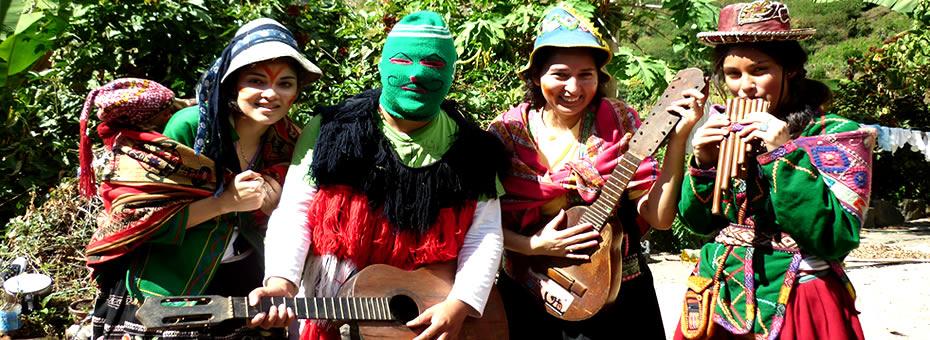 Inca Jungle a Machu Picchu 4 dias