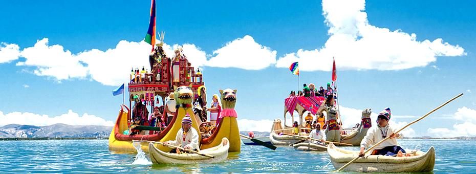 Islas Flotantes Titicaca 2 dias