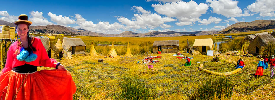 Islas Flotantes Titicaca 1dia