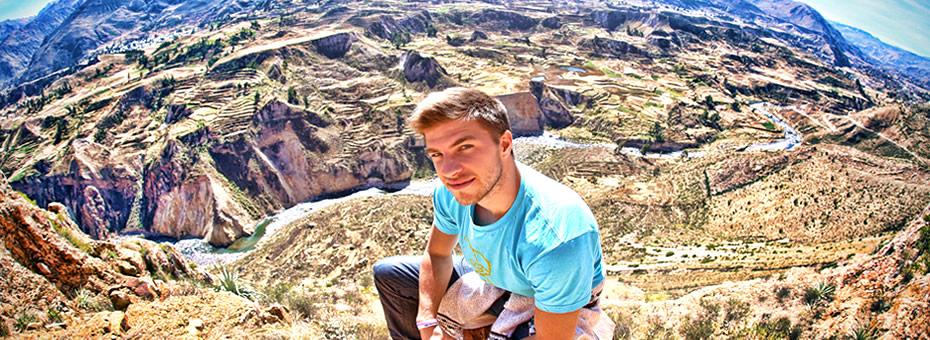 Cañon del Colca Arequipa 2 dias