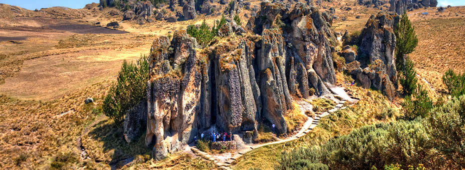 Visite Cajamarca 4 dias